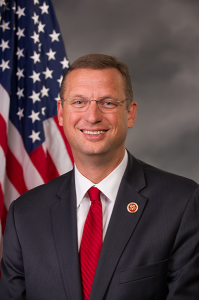 Congressman Doug Collins Headshot