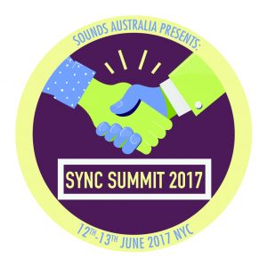 Sounds Australia at SyncSummit