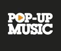 Pop-Up Music Logo