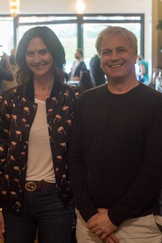 Atlanta Music Supervisor Jen Malone and Sync Summit Host Mark Frieser